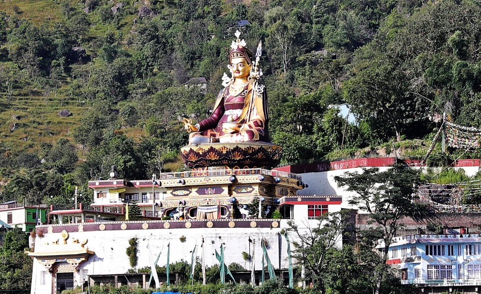 Guru Rinpoche, Rewalsar Lake
