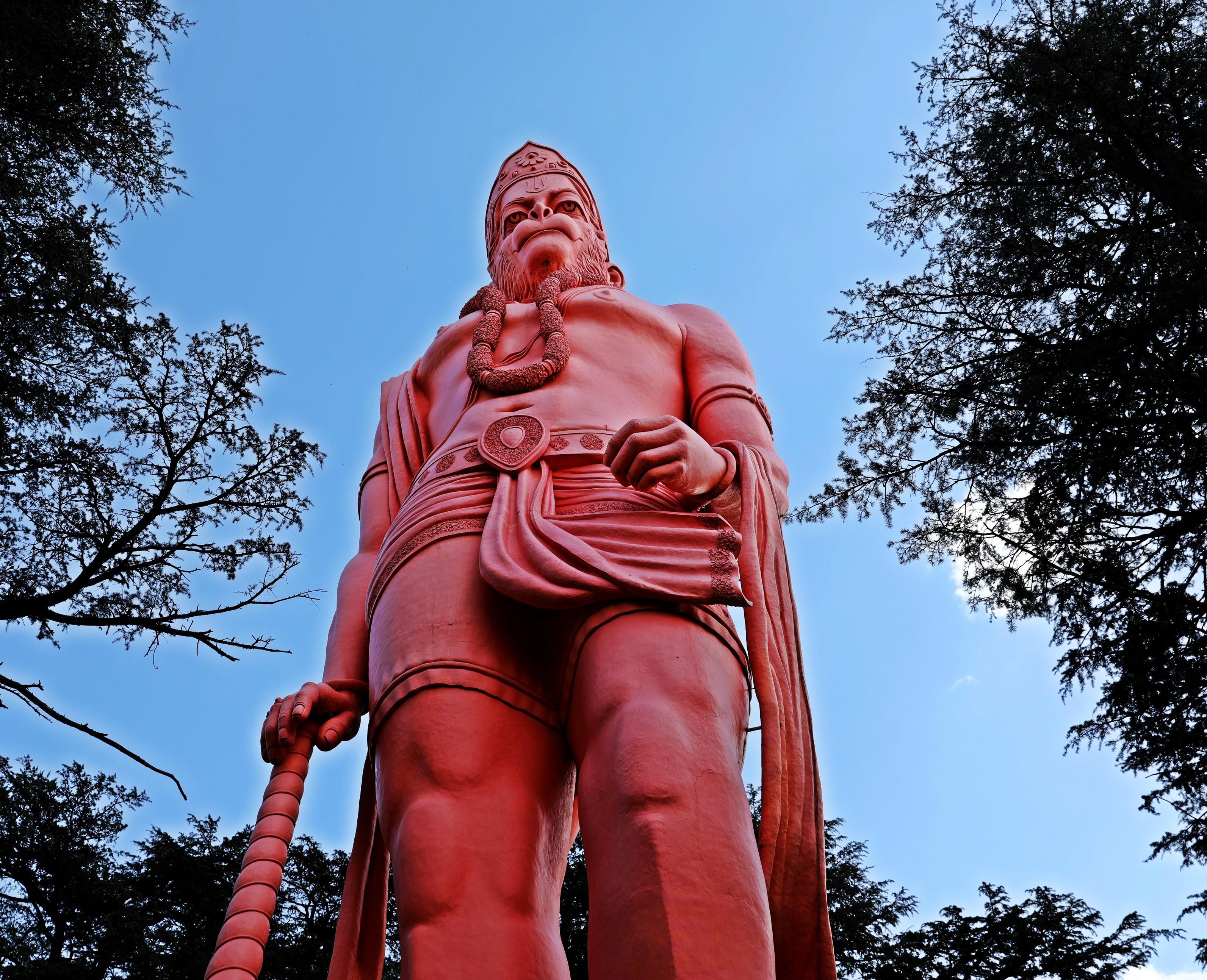 Hanuman Statue, Shimla