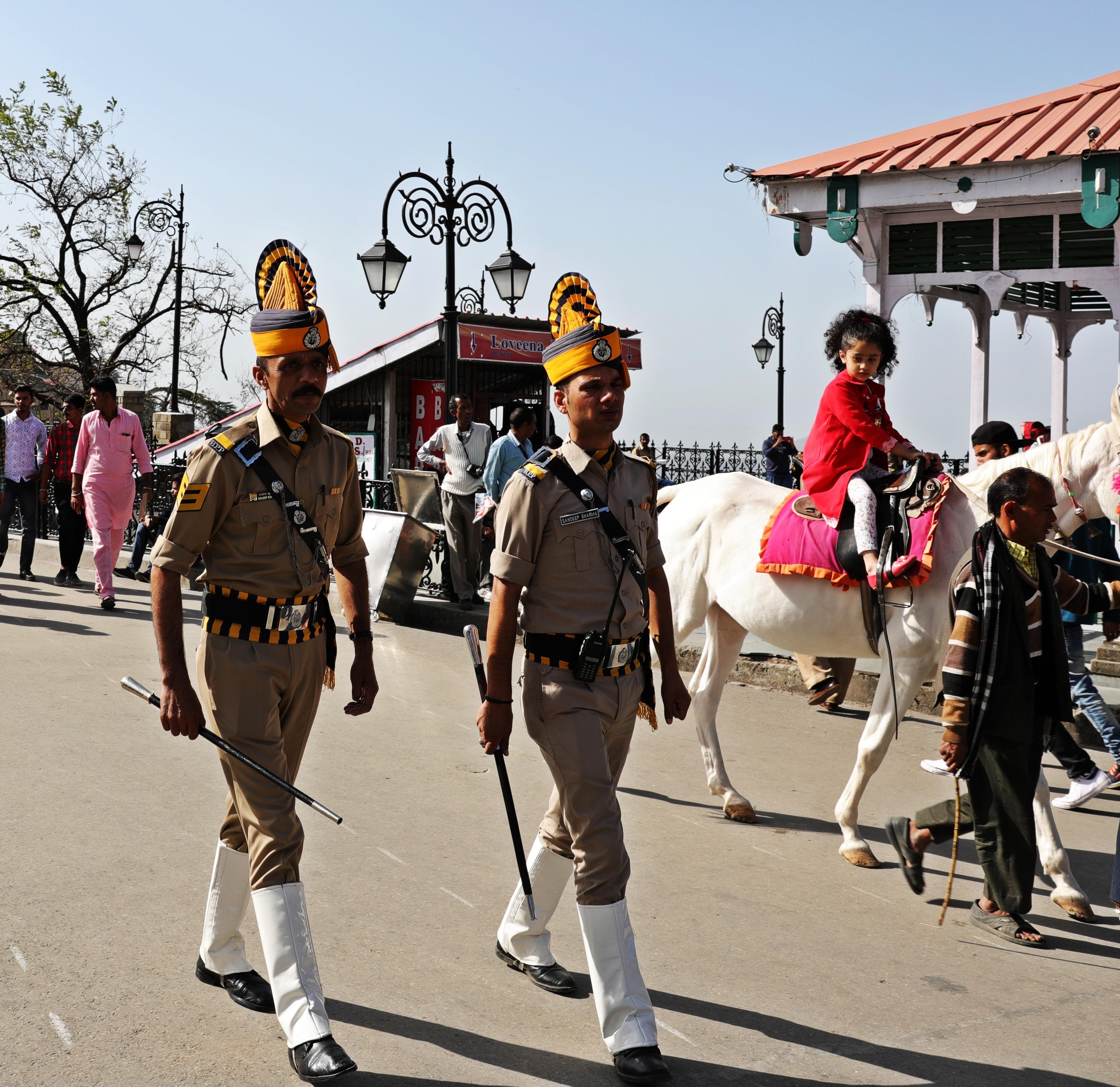 Shimla police