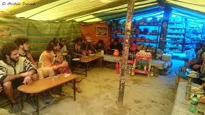 Inside Chacha Chachi's Dhaba (from internet)