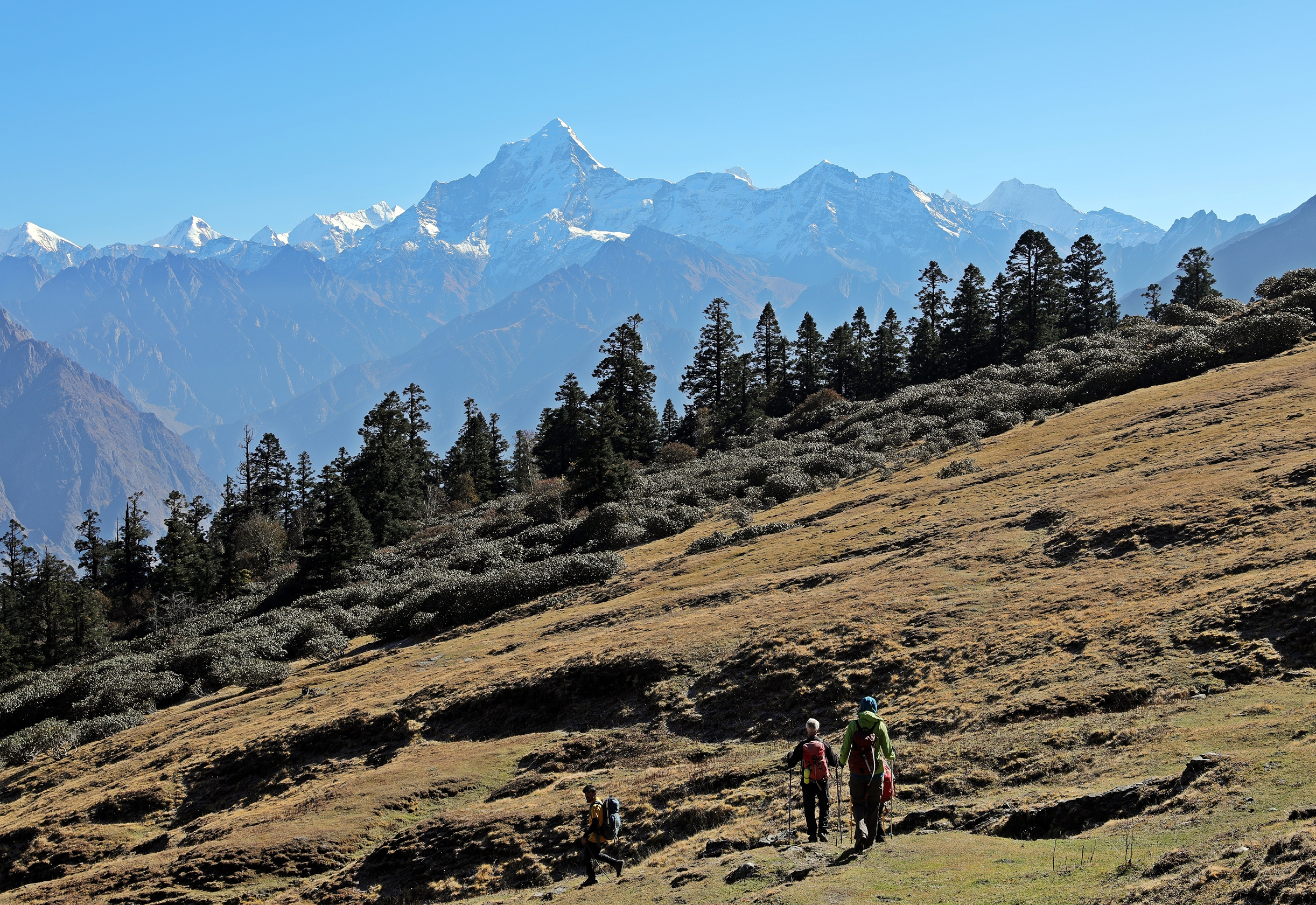 Nanda Devi and the Kuari Pass Trek