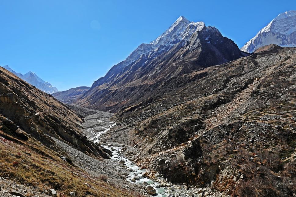 Source of Ganges Trek
