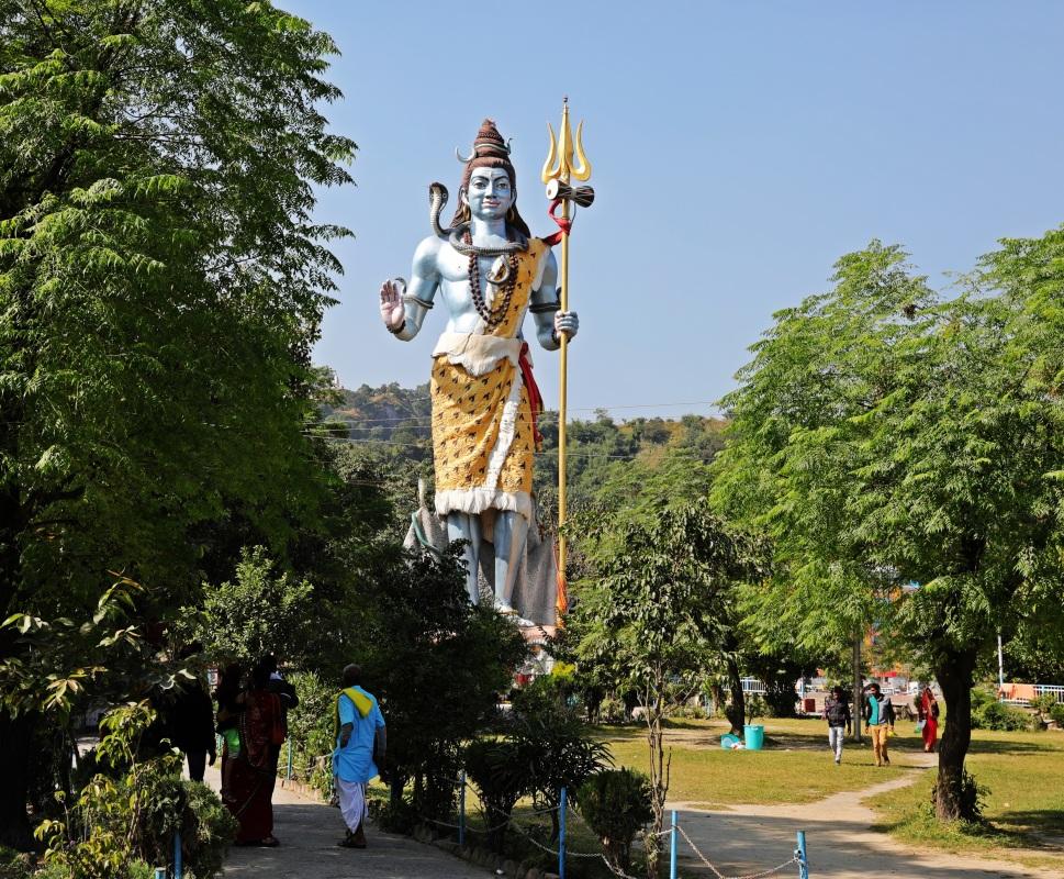 Shiva, Haridwar