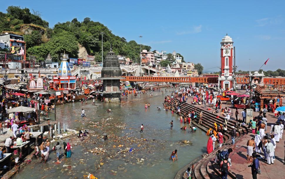 Har-ki-Pairi Ghat, Haridwar