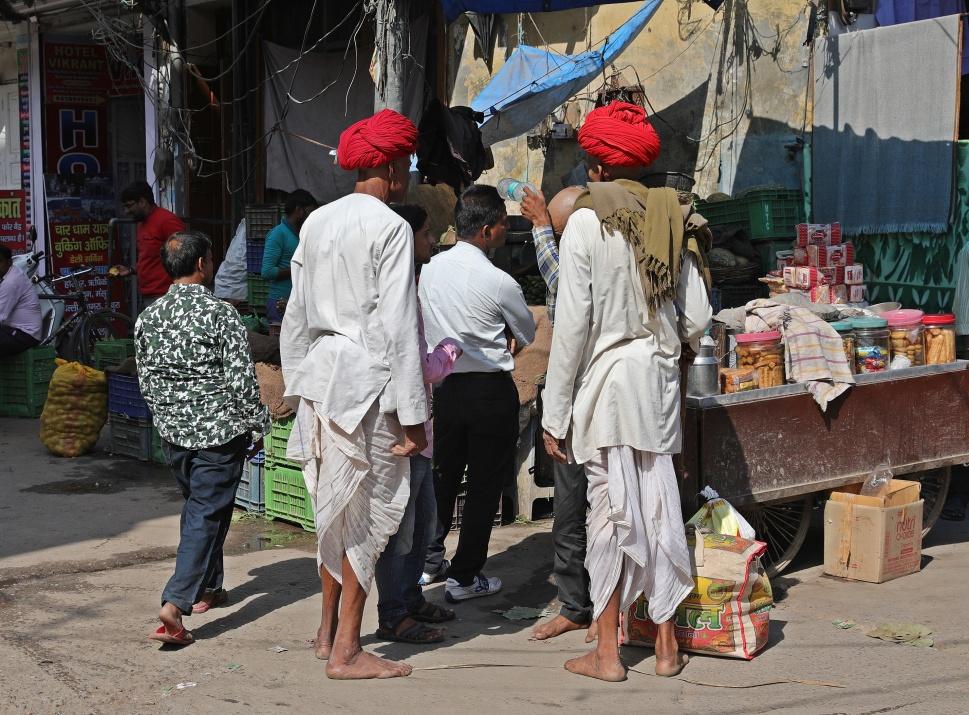 Sadhus in Haridwar