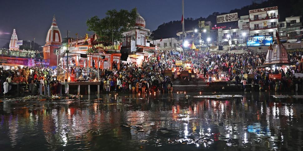 Ganga Aarti,Haridwar