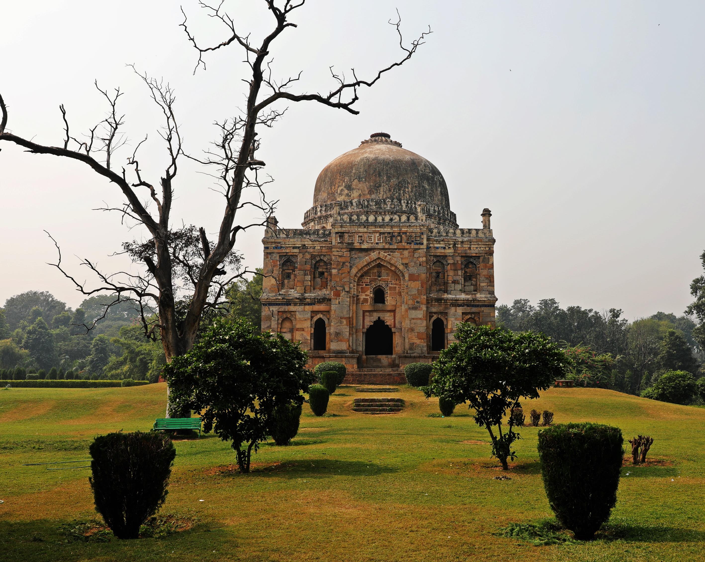 Tomb in Lodi Gardens, Delhi