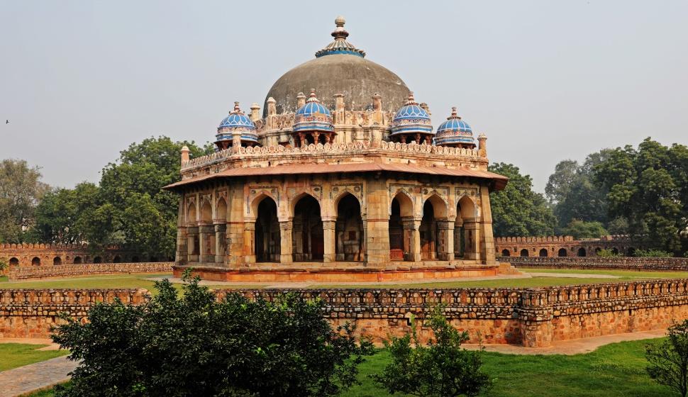 Isa Khan's Tomb, Delhi