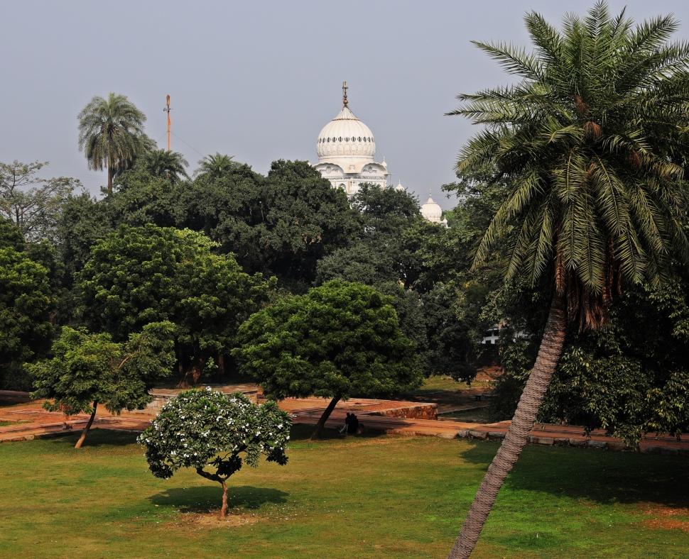 Masjid near Humayun's Tomb, Delhi