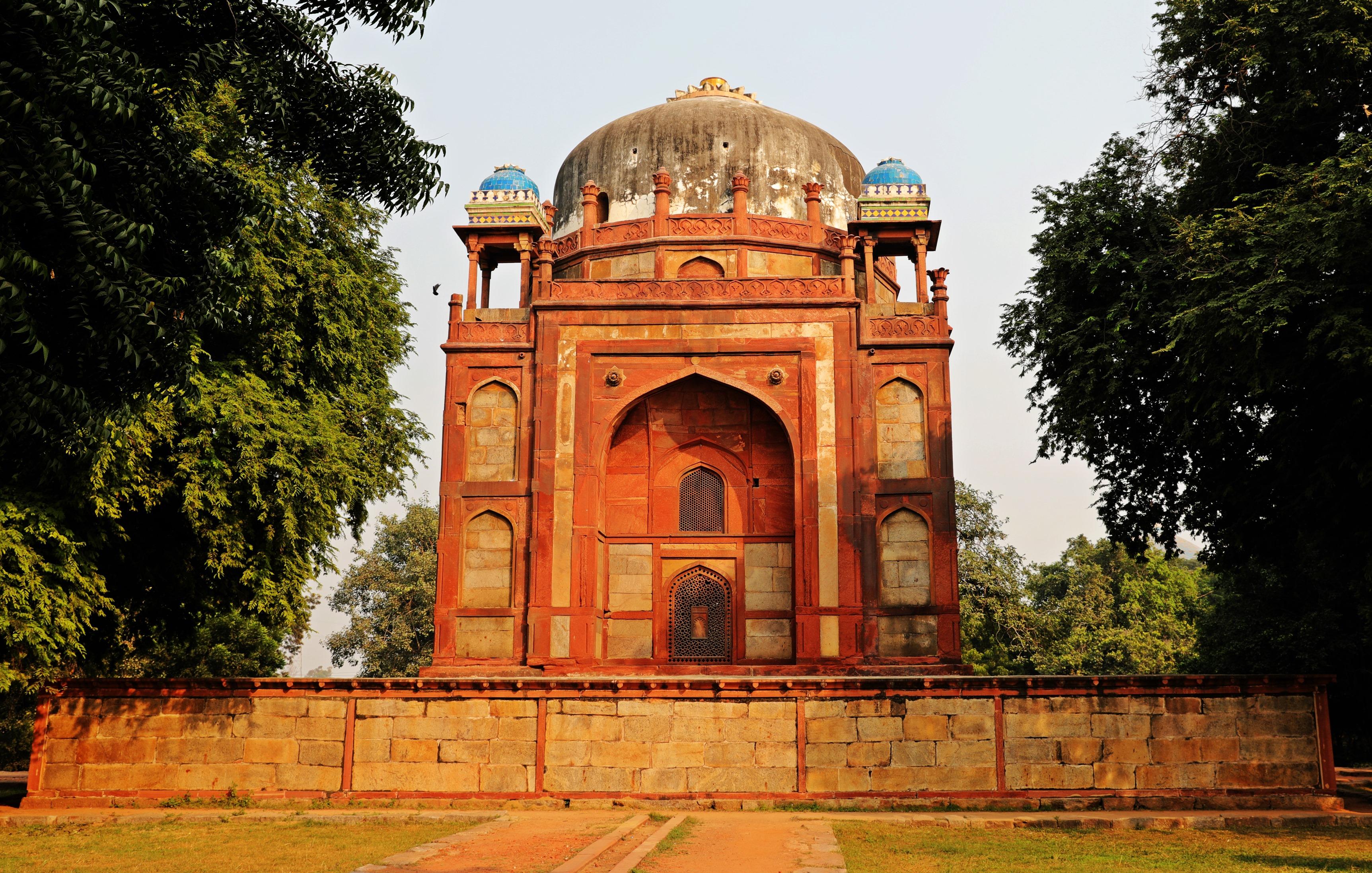 Humayun's barber's Tomb, Delhi