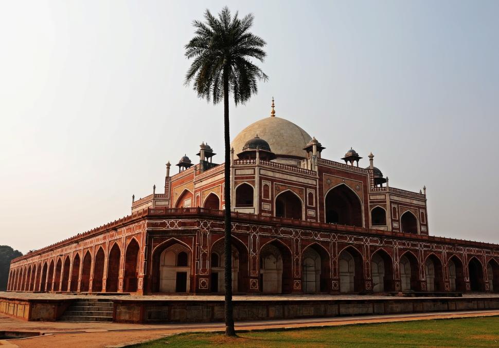 Humayun's Tomb, Delhi