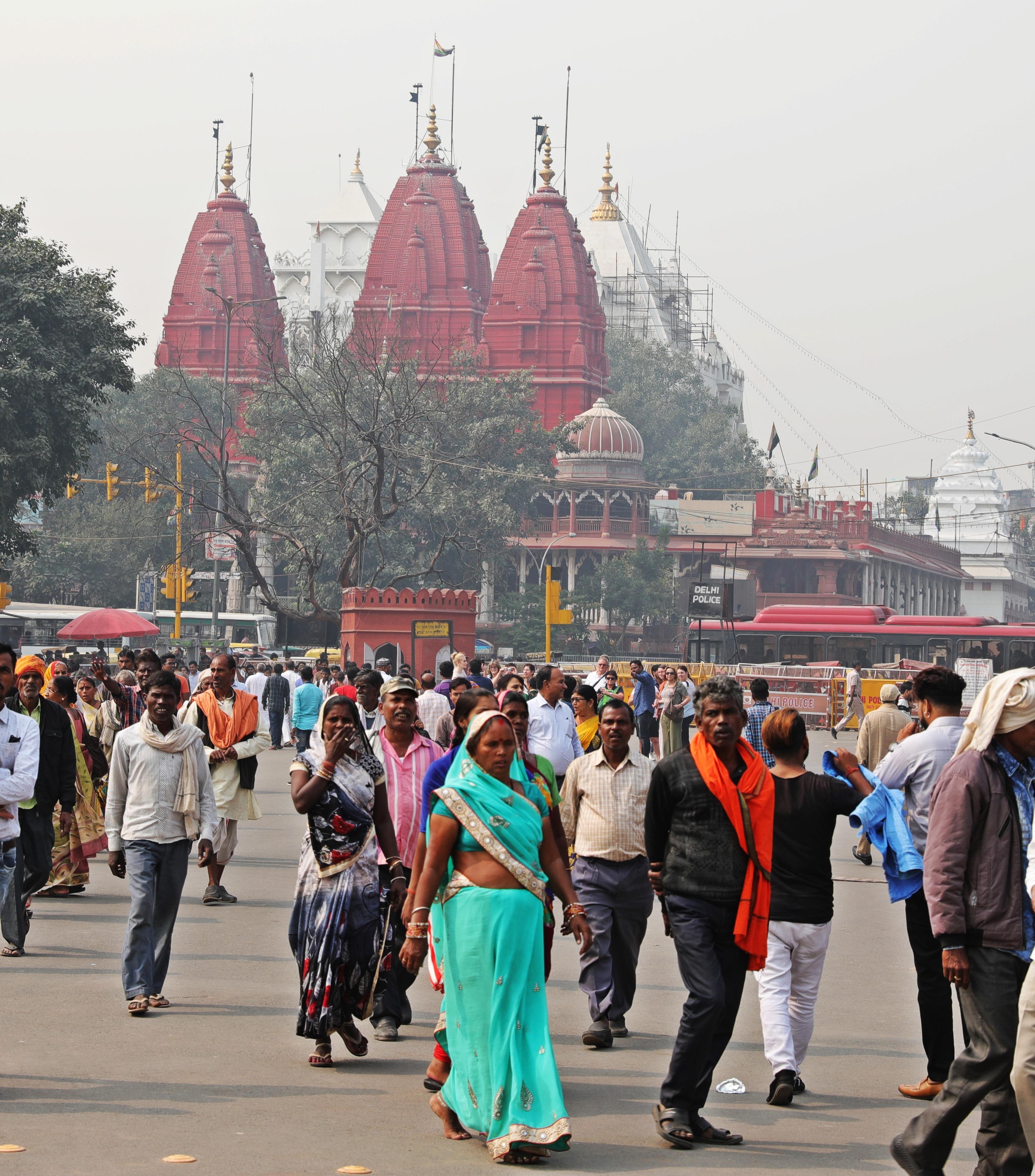 Digambara Jain Temple, Delhi