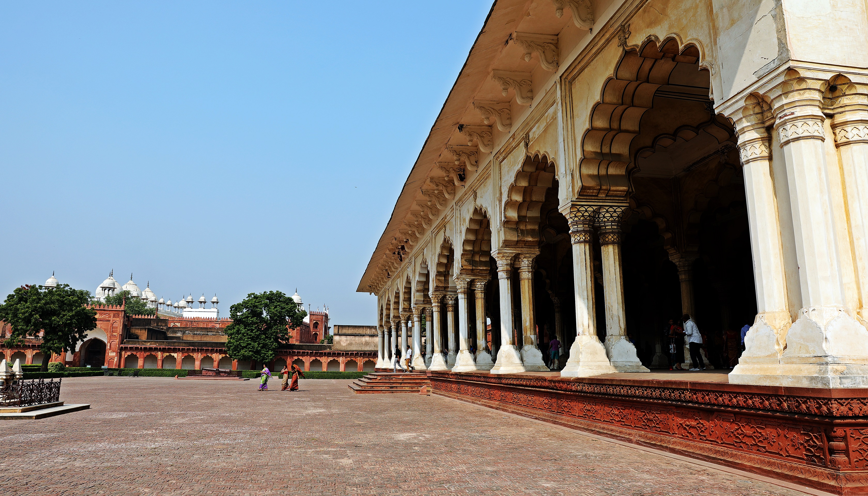 The Hall for Public Audience, Agra Fort