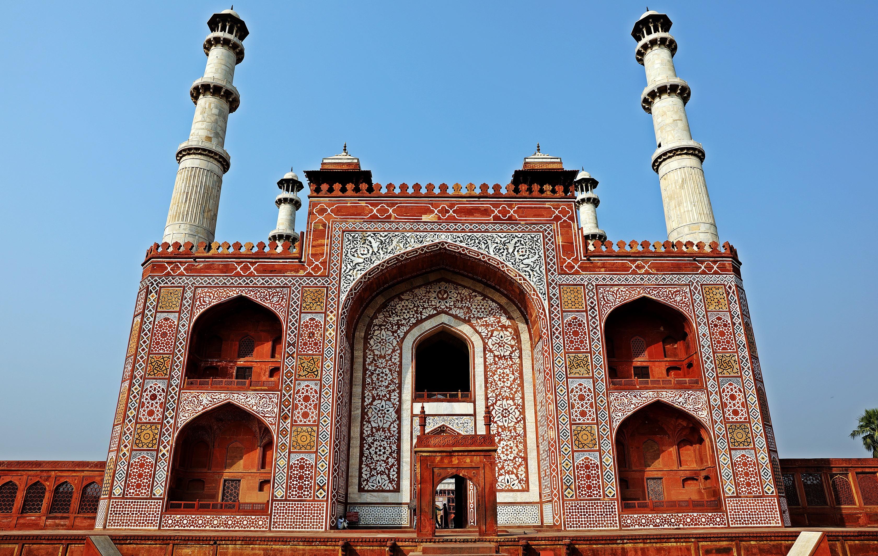 Akbar's Mausoleum