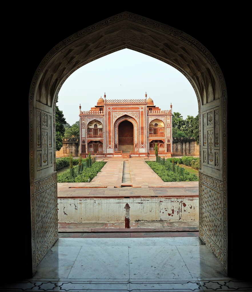 Entrance Gate at Baby Taj