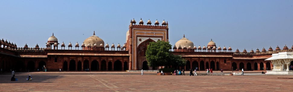 Prayer Hall, Jama Masjid, Fatehpur Sikri