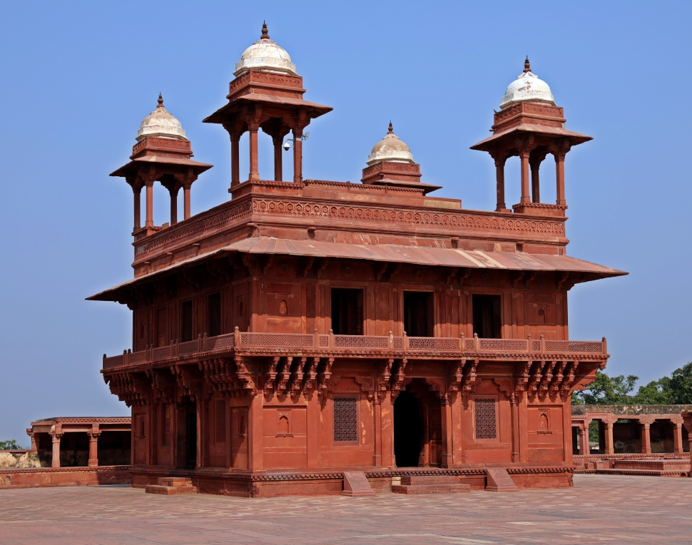 Hall for Private Audience, Fatehpur SikriSikri