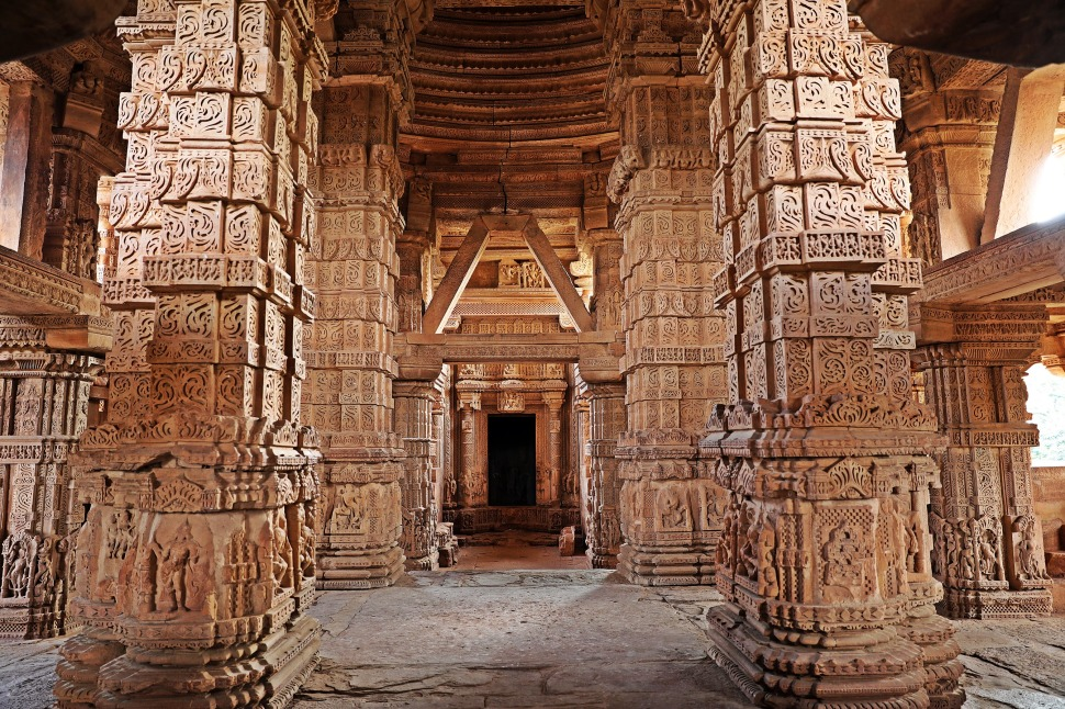 Mother-In-Law Temple, Gwalior Fort