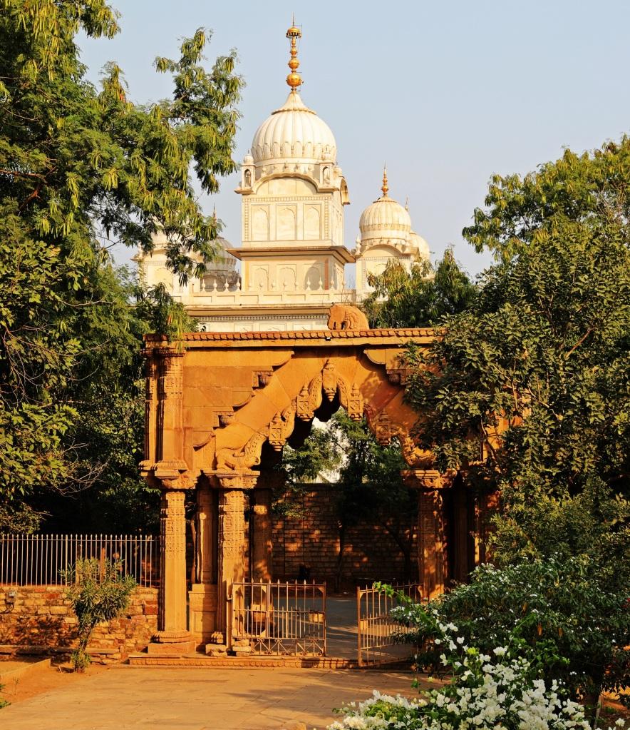 Gurudwara, Gwalior Fort