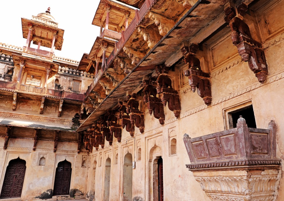 Jehangir Mahal, Orchha