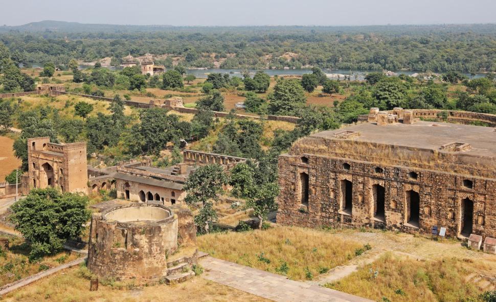 Camel Stable, Jehangir Mahal