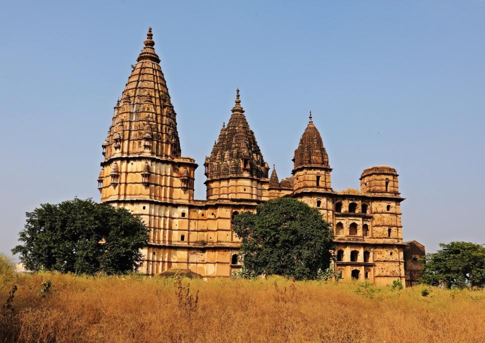 Chaturbhuj Temple, Orchha