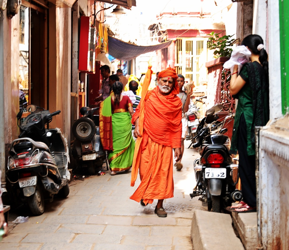 Pundit, Varanasi