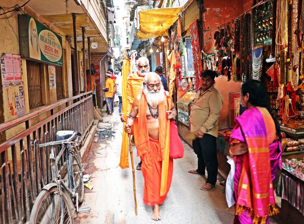 Pundits, Varanasi