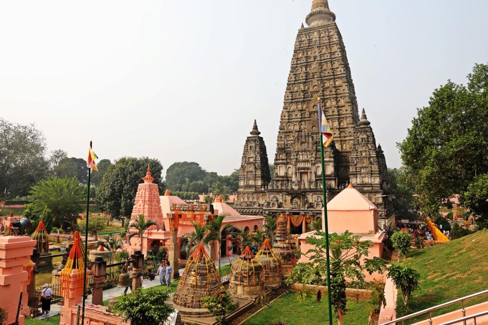 Mayabodhi Temple, Bodhgaya