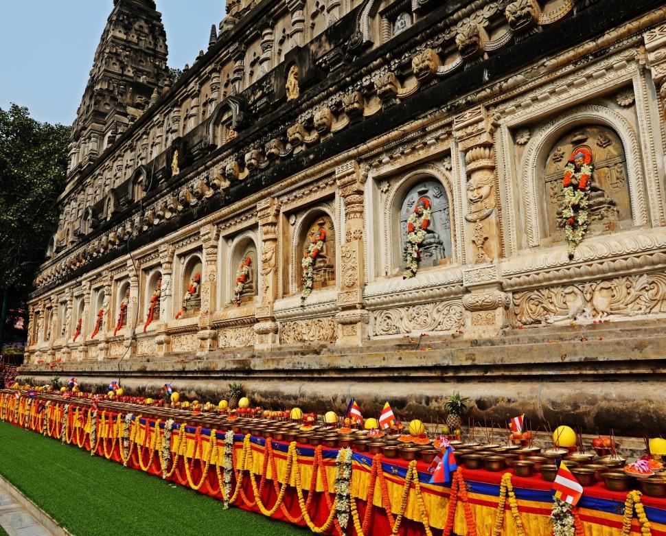 Mayabodi Temple, Bodhgaya
