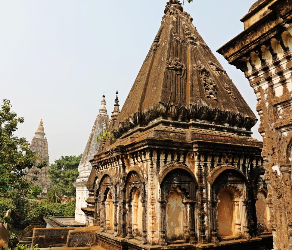 Old Hindu site, Bodhgaya