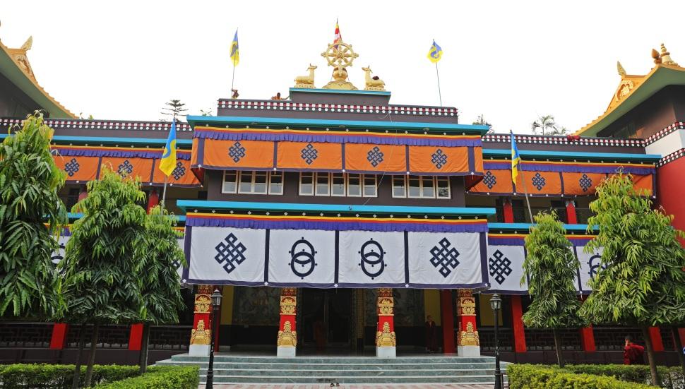 Tibet Monastery, Bodhgaya