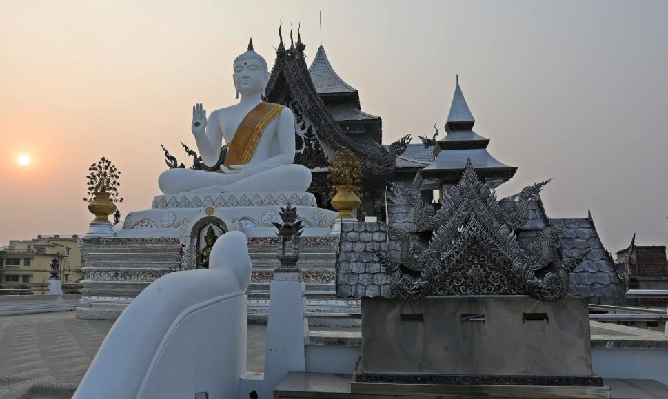 Thai Temple, Bodhgaya
