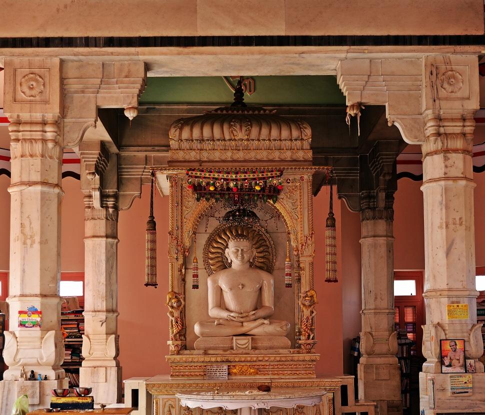 Jain Tirthankara, Madhuban