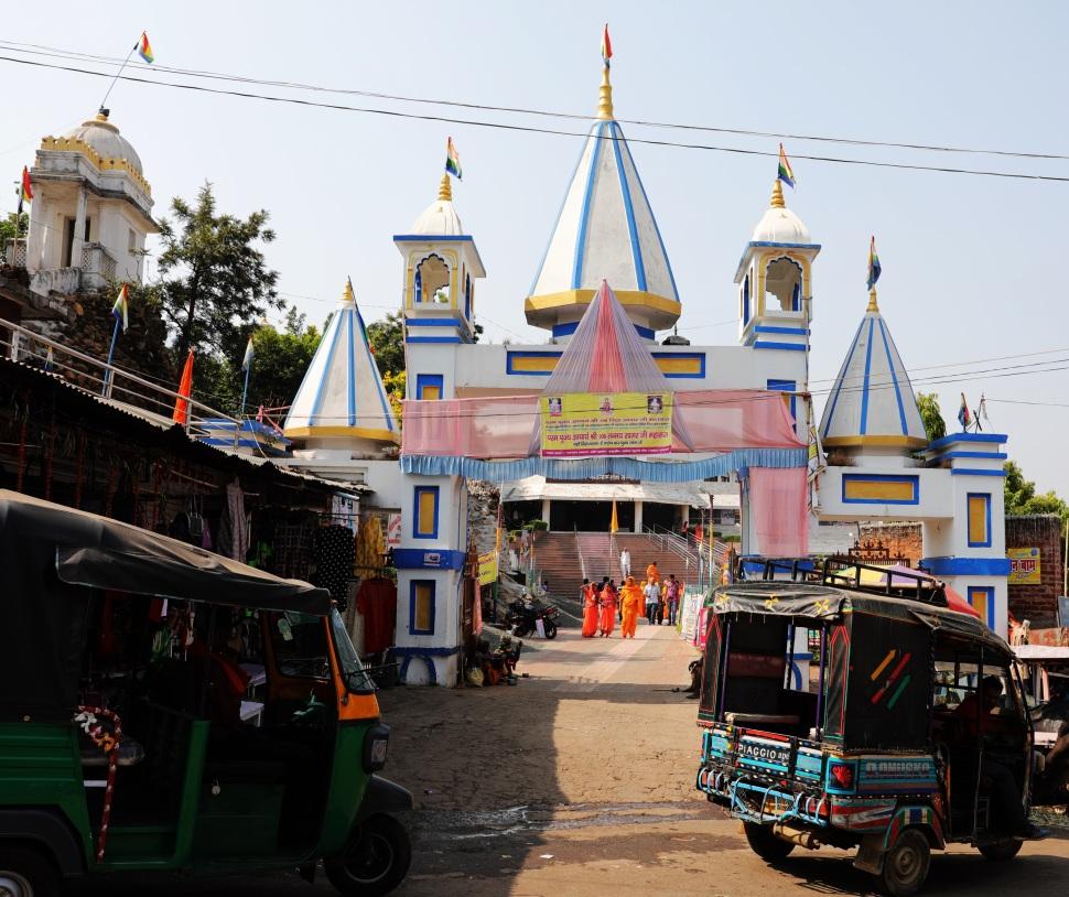 Jain Temple, Madhuban