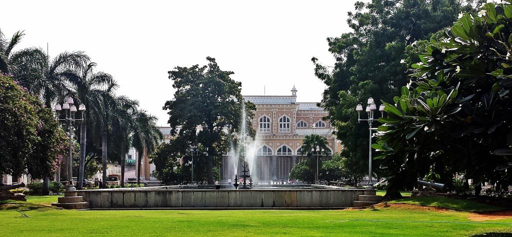 Khilwat Mubarak, Chowmahalla Palace, Hyderabad