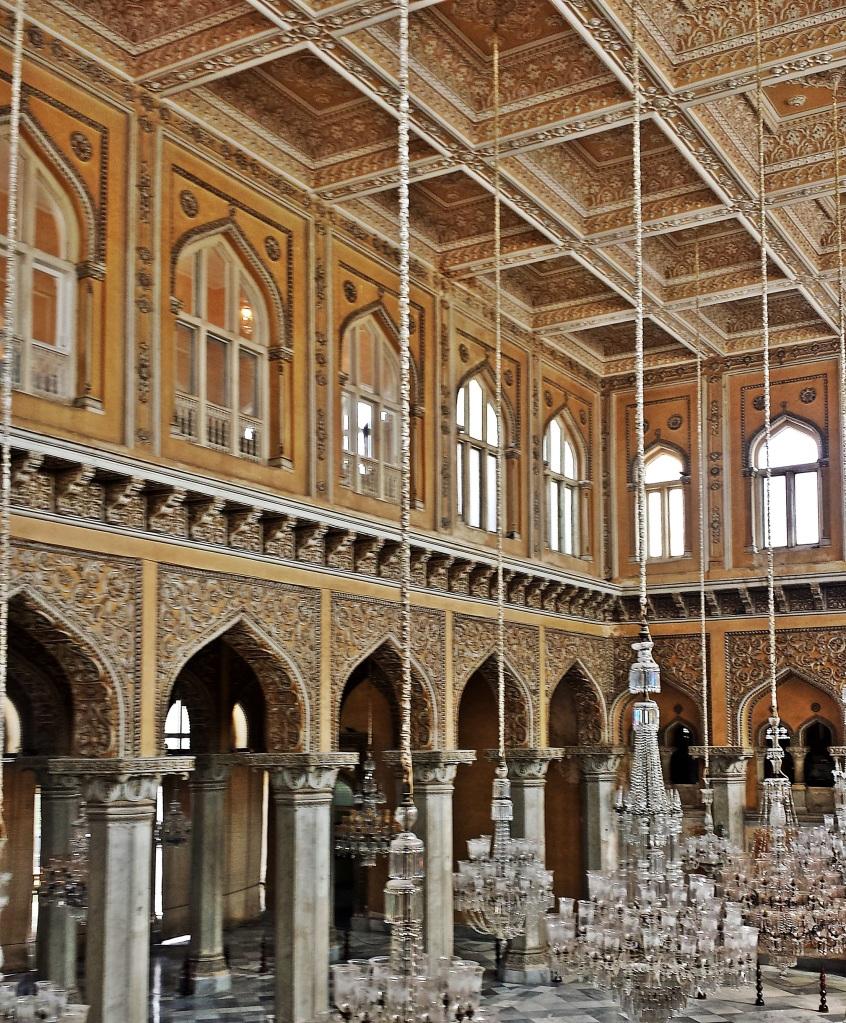 Durbar Hall, Chowmahalla Palace