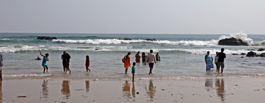 Ramakrishna Beach, Vizag