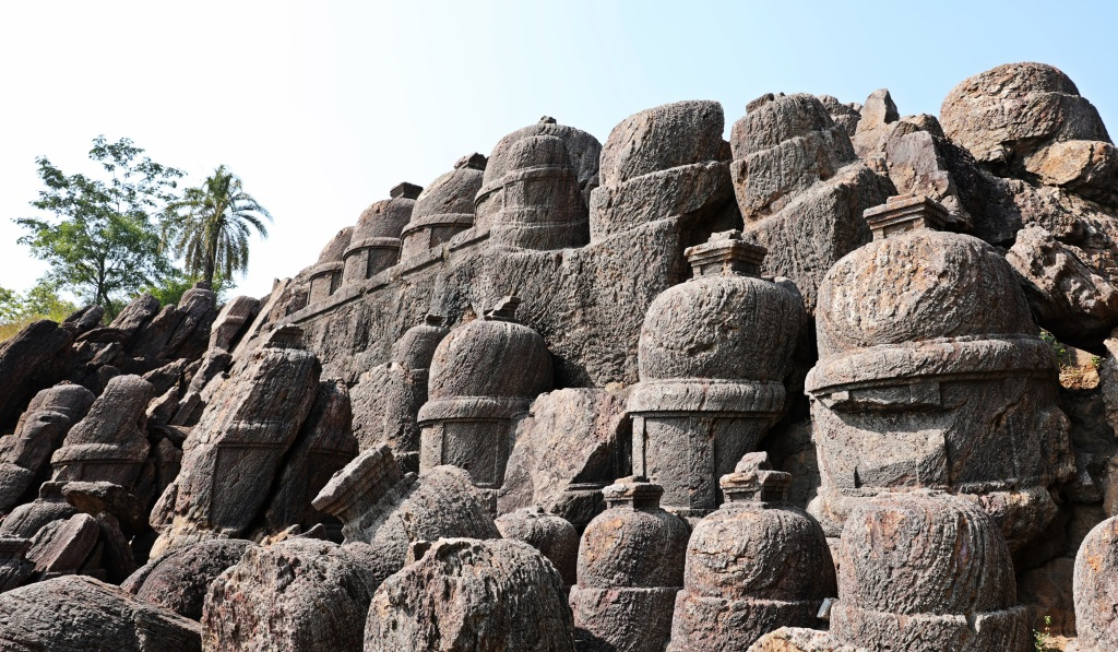 Buddhist stupas, Lingalakonda