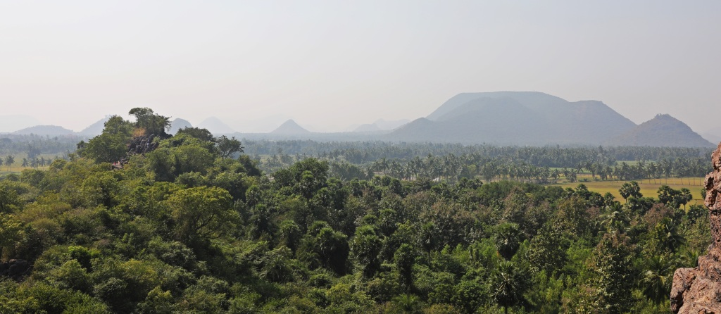 View from Bojjannakonda