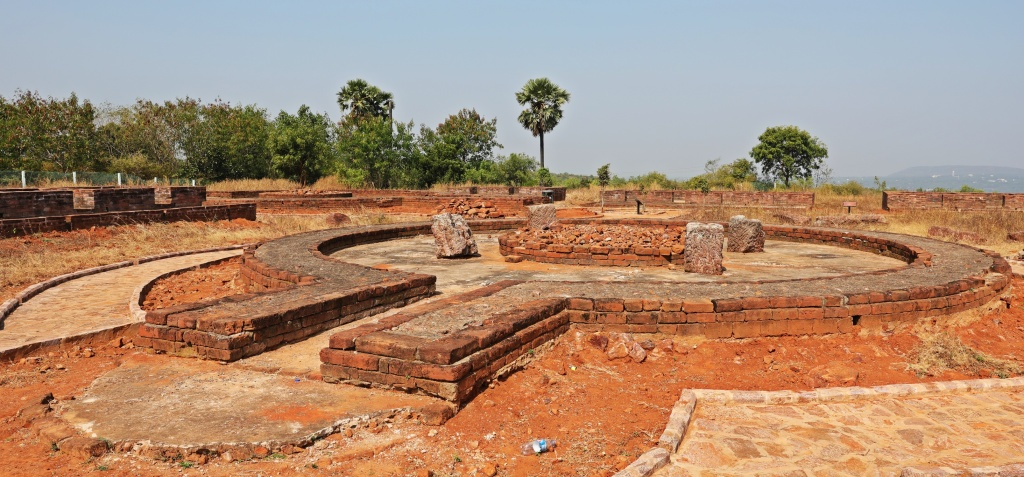 Ruins, Thotlakonda