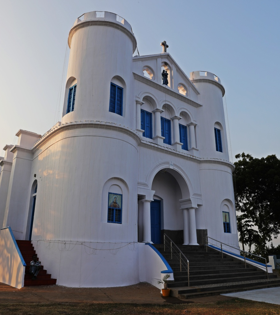 Ross Hill Church, Vizag
