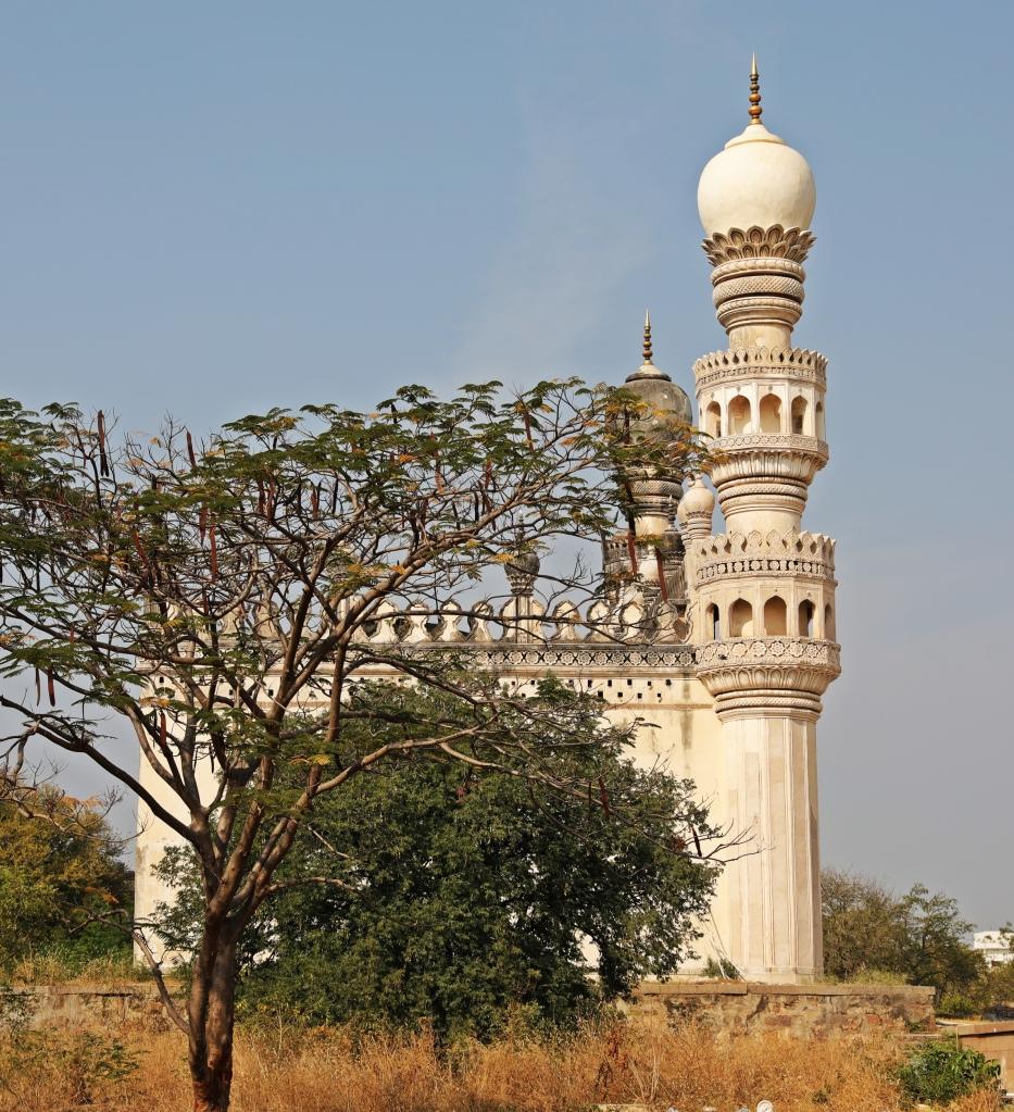 Mosque, Qutub Shahi's Complex