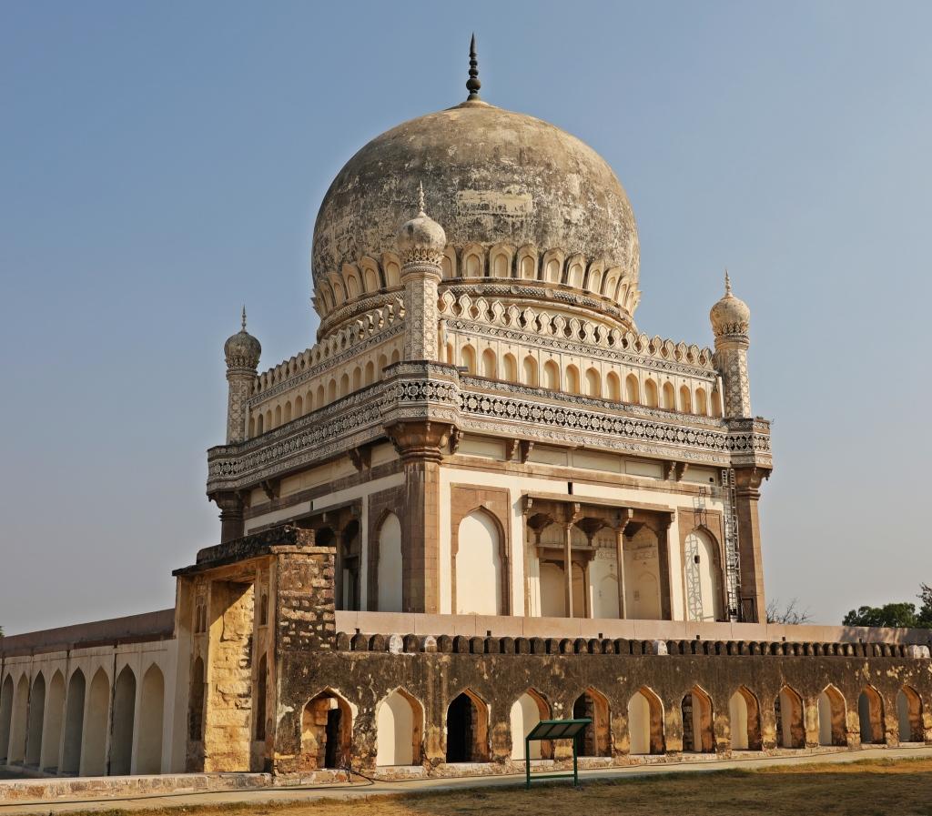 Qutub Shahi's Tomb
