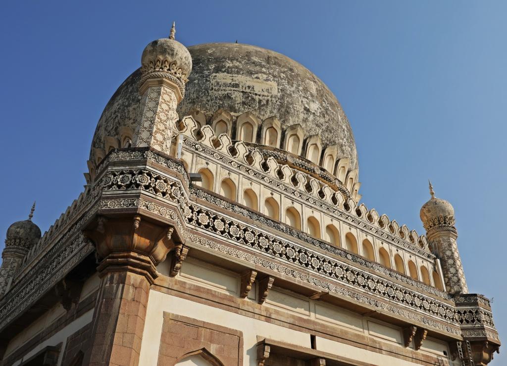 Qutub Shah's Tomb