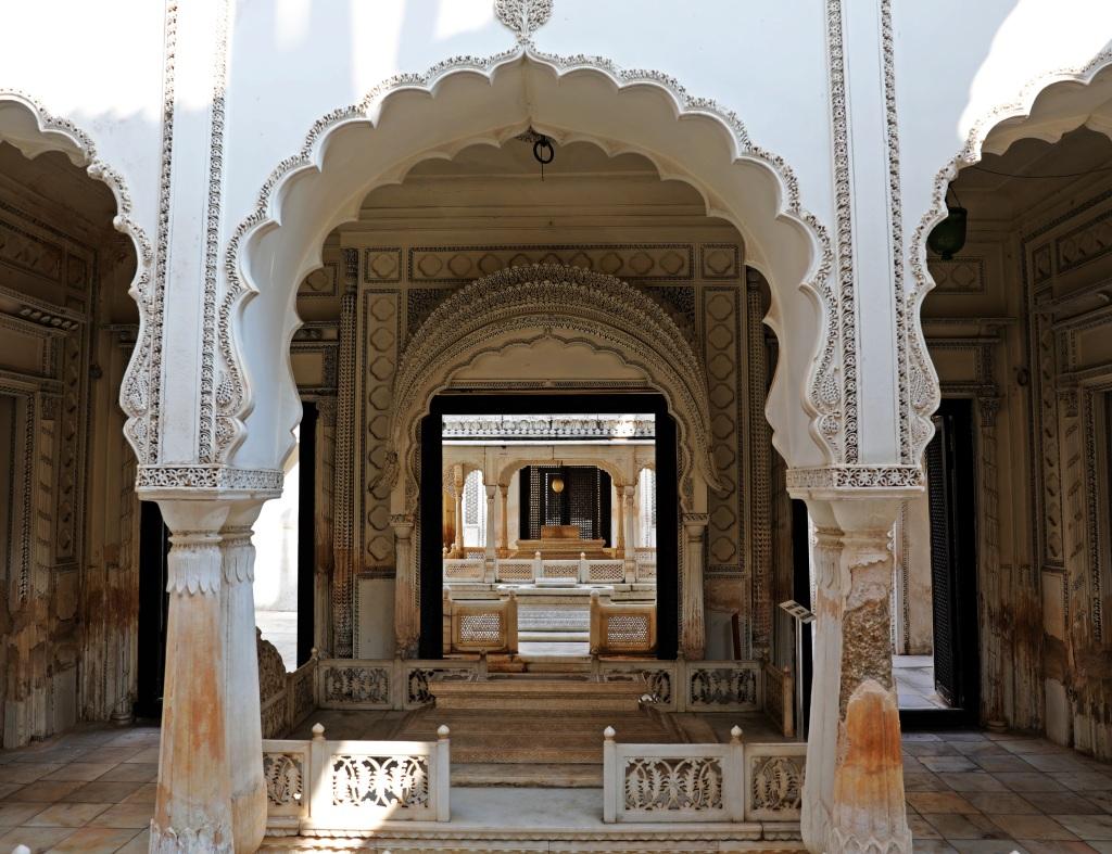 Paigah Tombs, Hyderabad