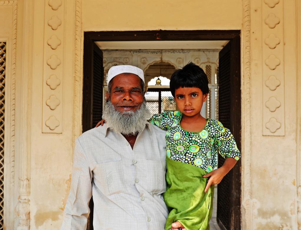 Caretaker, Paigah Tombs, Hyderabad