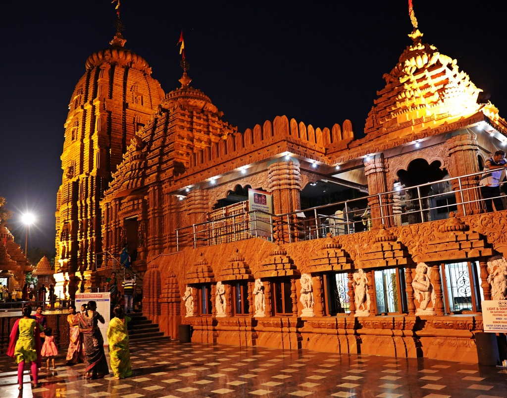 Jagannath Temple, Hyderabad