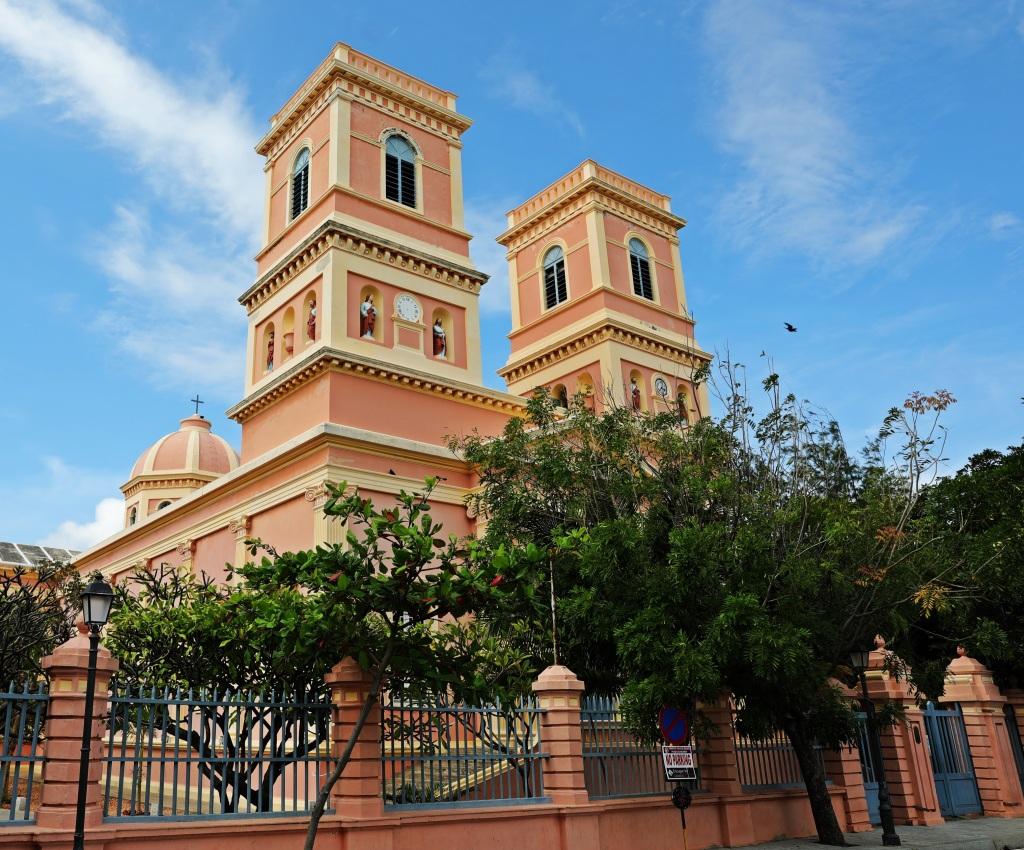 Notre Dame des Agnes, Puducherry