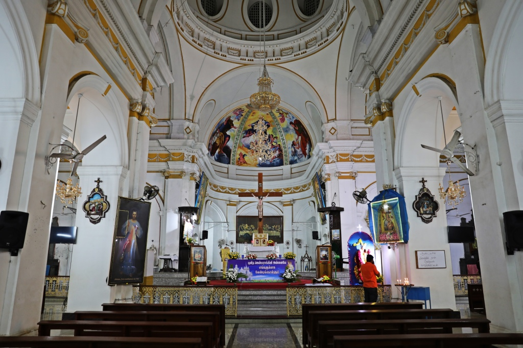 Our Lady of Immaculate Conception Cathedral, Puducherry